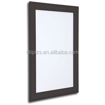 Picture Frame Moulding Black Snapper Frame Boards Front Loader Snap