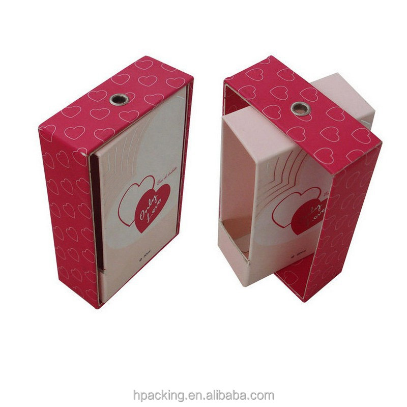 Rotating Gift Box Paper Packaging Box Yiwu Wholesale Market