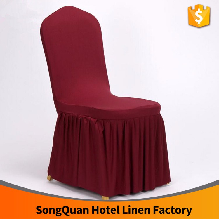 Cheap Modern Wedding Chair Covers Banquet Folding Spandex