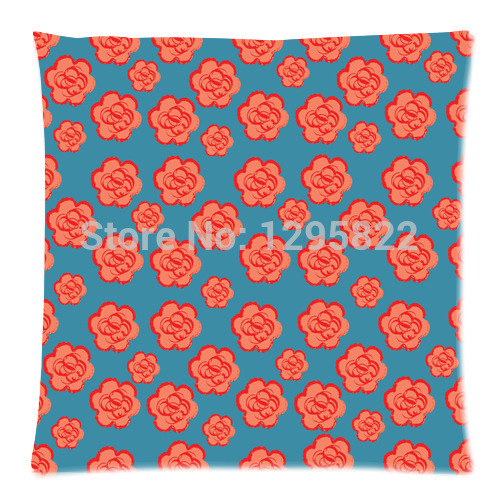 2015 New Cozy Custom 18x18 Soft flannel Comfortable Zippered Cushion case One Side Printed pillow case- PC18-1207