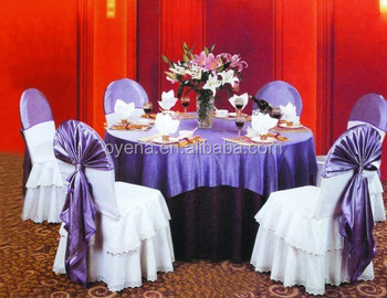 Astounding Satin Sash Polyester Chair Cover Buy Chair Cover With Satin Cap Fancy Chair Cover Outdoor Chair Cover Product On Alibaba Com Alphanode Cool Chair Designs And Ideas Alphanodeonline