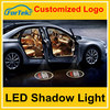 Customizing car logo laser door light projector light led car logo door light