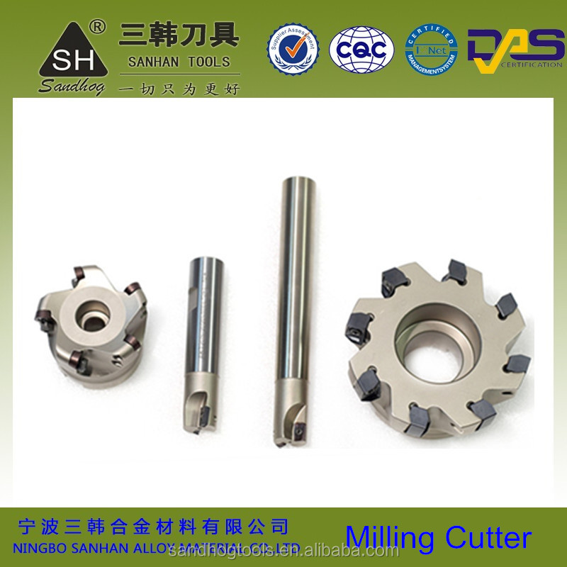 BAP300R cnc mill threading holder milling cutter insert for cnc machine