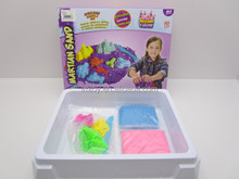 Never dry magic modeling sand Bulk colored sand for kids