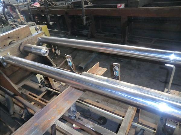Whithout heading double tube copper/brass rod peeling machine