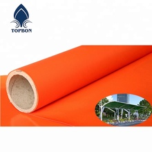 Pvc Coated taprs Vinyl Coated fabric Woven Polyester 1100GSM tarpaulin