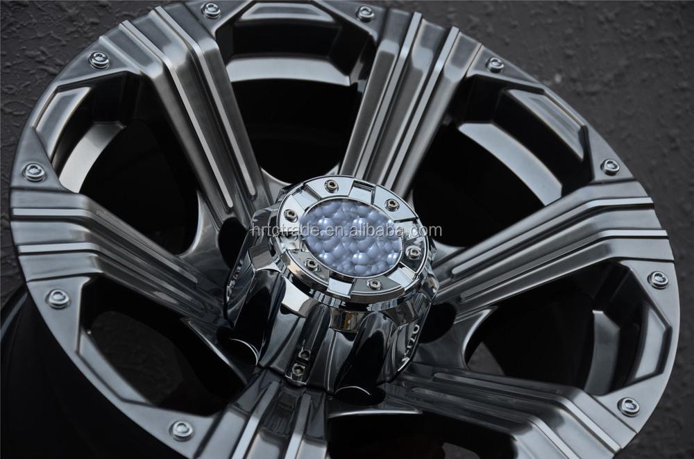 Hot Sale Suv 4x4 Wheel Rim 15 Inch 6 Hole Alloy Wheel China