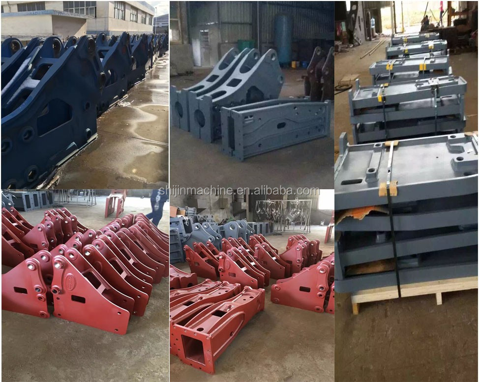 china concrete machine breaker hammer