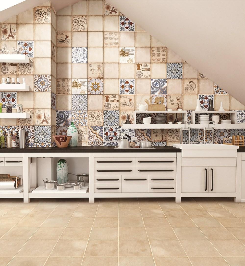 200x200mm Decorative Building Materials Handmade Moroccan