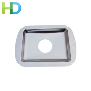High quality hard material led lighting housing products reflector