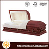 TUSCANY US style coffins and funeral casket lining