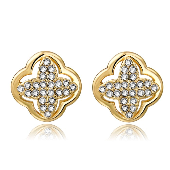 Beautiful Earring Designs For Women,Light Weight Gold Earring - Buy ...