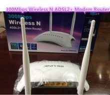 300Mbps Wireless N ADSL2+ Modem Router/ High Speed Wifi Router