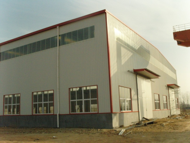 light portal frame sheet metal engineering workshops in Ethiopia