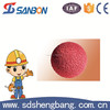 Top quality soft / hard cleaning sponge ball for pipe cleaning factory