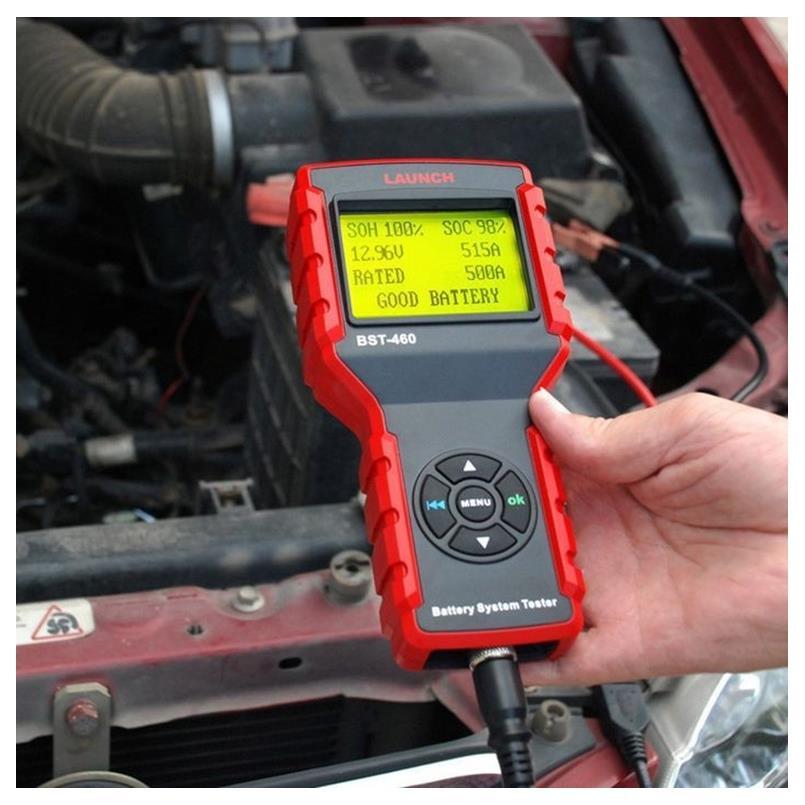 Первоначально старт BST-460 система BST460 анализатор азиатских / европейский / американский версия для 6 В 12 В 24 В DHL бесплатная