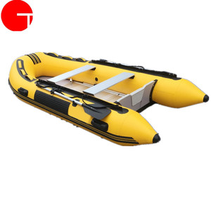 Pvc Rubber Material Avon Self Inflatable Boat