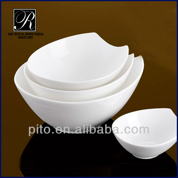 patio porcelain factory crockery salad soup bowls plates porcelain