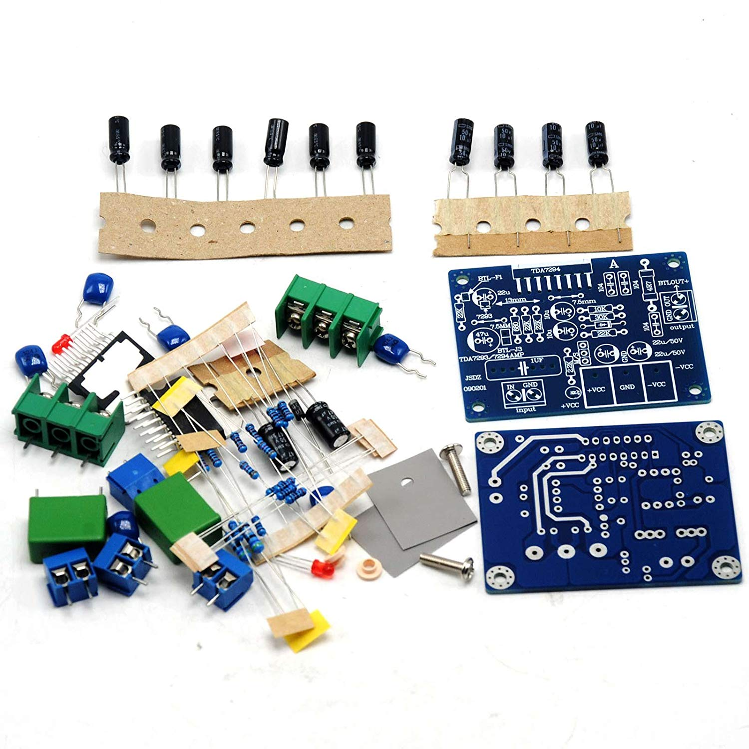 Cheap Tda7294 Datasheet Find Deals On Line At 100w Audiio Amplifier Get Quotations Dual Channels Audio Power Kit For Diy 60w Dc25v