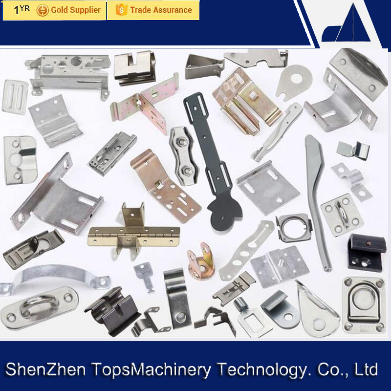 stainless steel clips mounting Custom k26 bistable flat spring steel , spring steel clips price