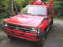 Used Cars-Toyota Hilux Double Pick Up (Yn65)