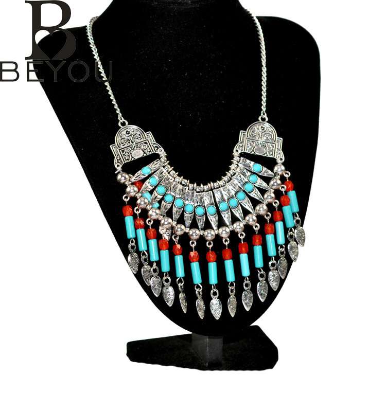 HotSale Beyou Jewelry Bohemia Necklace
