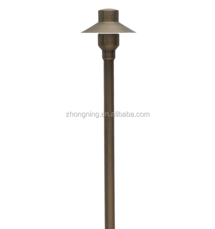 Led Street Light Price List Garden Stone Pillar Light
