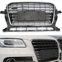 For Audi Q5 2013-2016 Auto Black Front Grille Grill Mesh