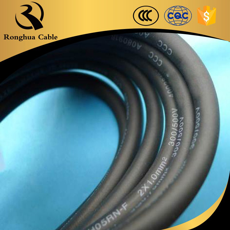 450/750v Dc Cable 4x95mm2 Microflex Rubber Jacket Cable Ho5rn-f ...
