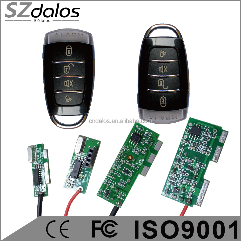wireless transmitter and receiver 433mhz wireless rf remote control modules 433mhz tx/rx module