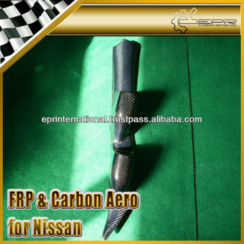 For Nissan Skyline R32 GTS GTR Carbon Fiber A-Pillar Double Gauge Pod