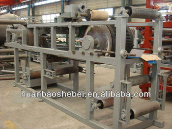 Dewatering Equipment of Vacuum Belt Filter Press