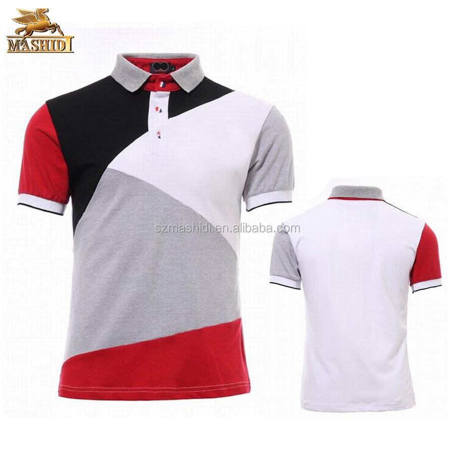 Top marca ltima moda lauren polo camiseta para los for Polo t shirt design online