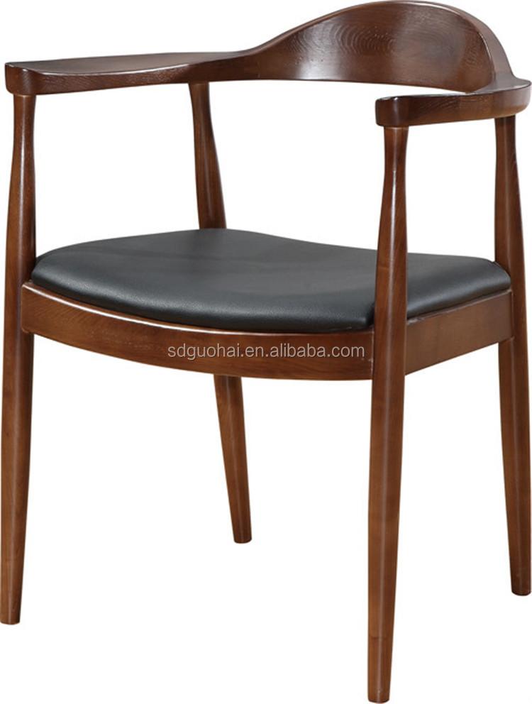 John Kennedy Stuhl Massivholz Stuhl Für Esszimmer