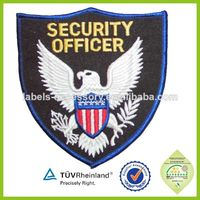 security rank embroidery badge national guard