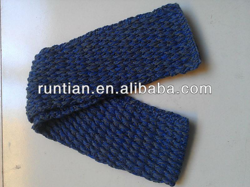 Alta Calidad Crochet Bufanda De Invierno De Las Mujeres - Buy Punto ...