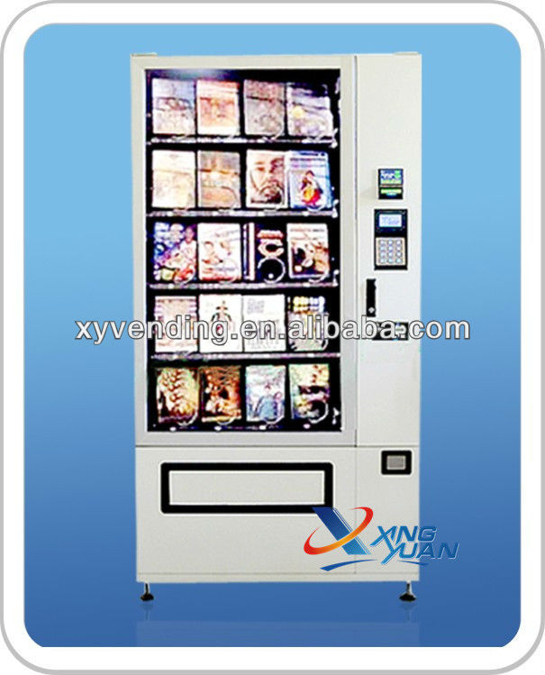 Book/magazine Vending Machine With Low Price Xy-dre-6b