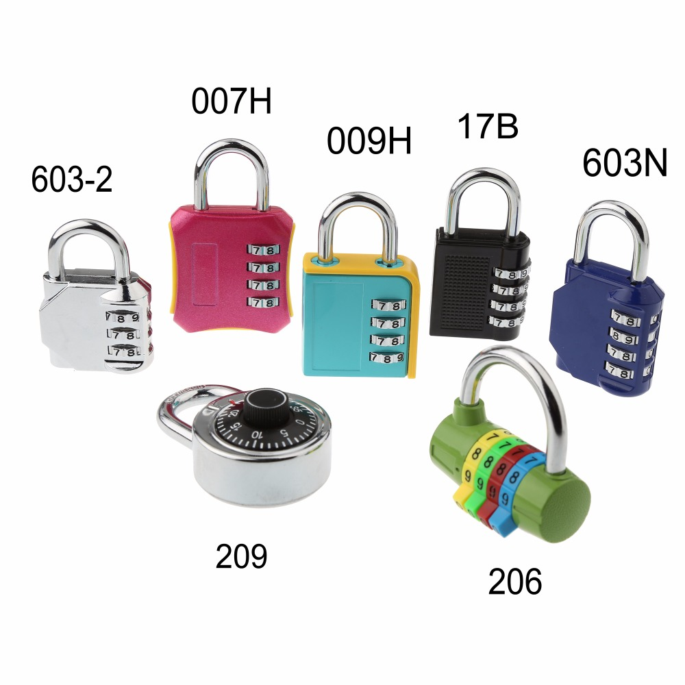 22af6c6d4cb8 China manufacture wholesale cute safety luggage combination lock for safe
