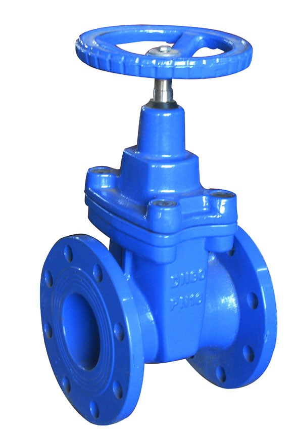 6 Inch Wcb Flanged Water Gate Valve Buy 6 Inch Water