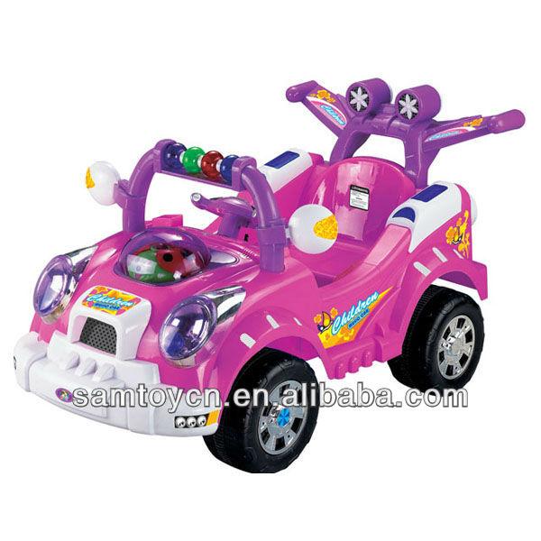 Electric Toy Cars For Girls : Listrik mainan mobil untuk anak perempuan naik id