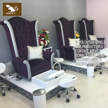 Used Pedicure Chairs For Sale >> Spa Furniture Used Pedicure Spa Chair Electric Massage Manicure