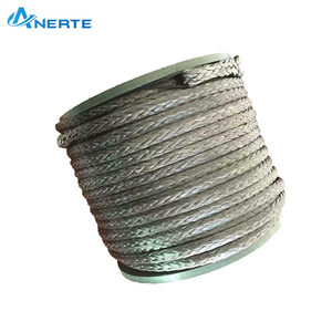 Mooring winch rope polyester synthetic winch uhmwpe rope