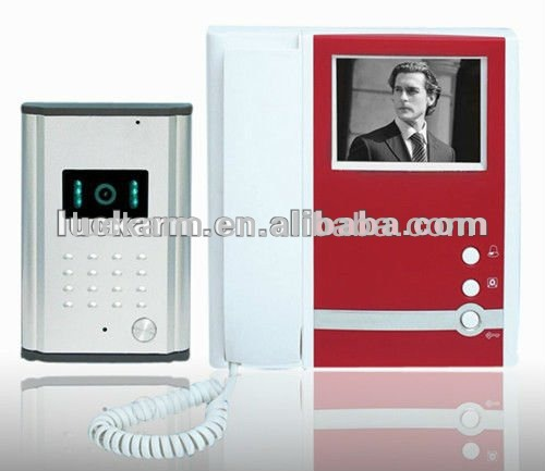 wireless intercom door phone video door bell for apartment night vision