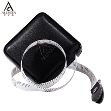 Custom PU Leather 150 cm Tape Measure Embossed Logo
