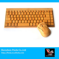 New 2015 bulk wholesale cheap wireless keyboard and mouse