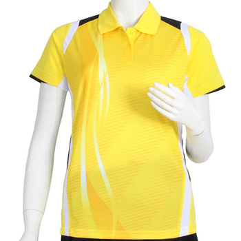 cbee2127c90 The Latest Design Custom Women's Badminton Polo T-shirt - Buy Custom 100%  Polyester T-shirt,Sports Dry Fit T-shirt,Polo Sport T-shirt Design Product  ...