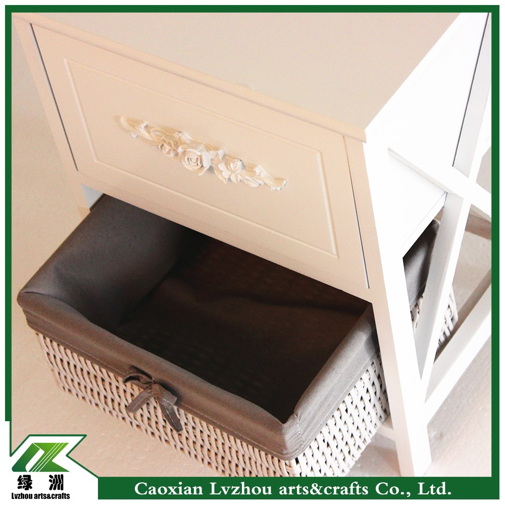 High quality bedside table /household nightstand home furniture