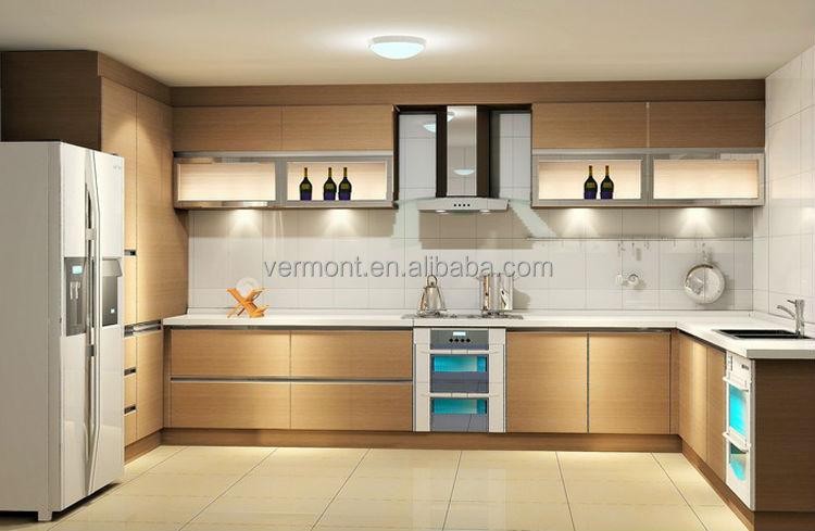 Wall Type Kitchen Design