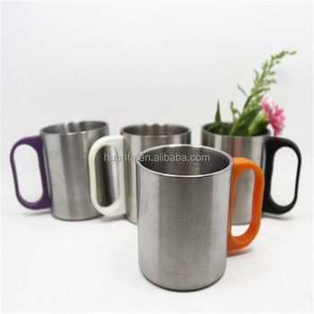 Shatterproof Stainless Steel Double Walled Insulated Coffee Beer Tea