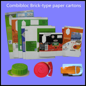 Hot sell Lid for SIG Combibloc Brick-type juice paper cartons